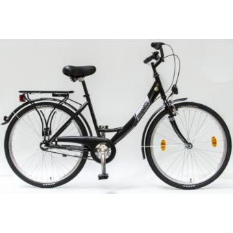 """Schwinn-Csepel BUDAPEST """"A"""" 26/17"""" N3 Agyváltós Városi Kerékpár - Több színben"""