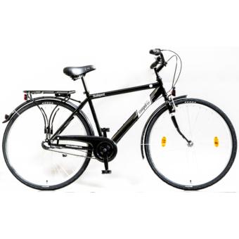 Csepel BUDAPEST FFI 28/19 N3 Agyváltós Kerékpár - Több színben