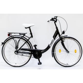 """Csepel BUDAPEST """"B"""" 26/18 N3 Agyváltós Városi Kerékpár- Több színben"""