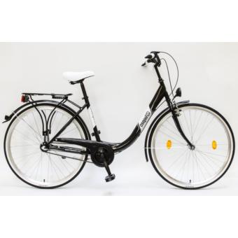 """Csepel BUDAPEST """"B"""" 28/19 N3 Városi Kerékpár - Több színben"""
