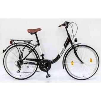 """Schwinn-Csepel BUDAPEST B 26/18"""" 7SP női kerékpár - 2020 - Több színben"""