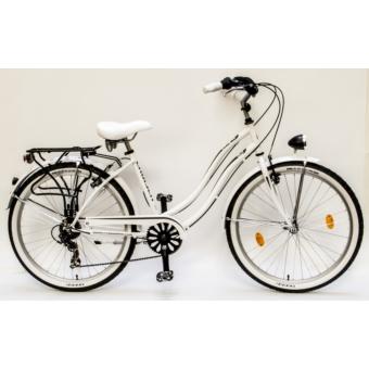 """Schwinn-Csepel CRUISER 26/18"""" NEO 7SP női kerékpár - Több színben"""