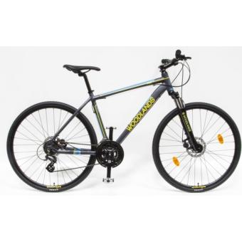 Csepel WOODLANDS CROSS 700C 28/21 1.1 21SP L kerékpár - 2020