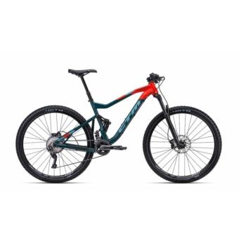 CTM RIDGE XPERT 2019 Összteleszkópos kerékpár