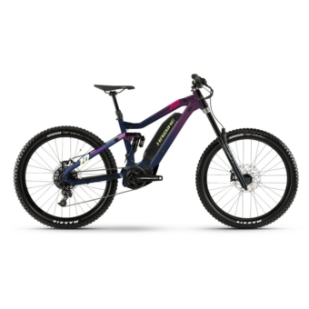 Haibike Dwnhll Férfi Elektromos Összteleszkópos Downhill MTB Kerékpár 2021