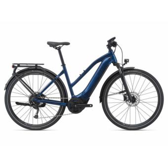 Giant Explore E+ 2 STA 2021 Női elektromos trekking kerékpár