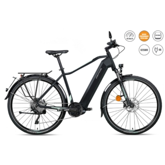 Gepida Fastida Pro Man XT 12 625 2021 Speedpedelec kerékpár
