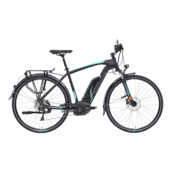 "Gepida FASTIDA XT 10 28"" Férfi Speed Elektromos Trekking Kerékpár 2019"