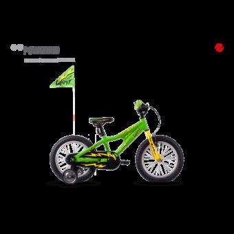 Ghost Powerkid AL 16 K 2019  Gyerek kerékpár