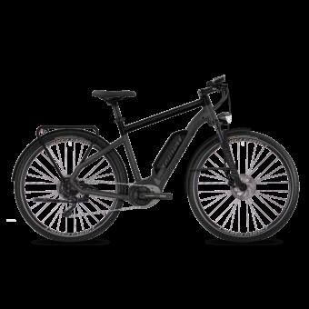 Ghost Hybride Square Trekking B3.8 AL U 2019 Elektromos Cross/ Trekking/ Városi-City kerékpár
