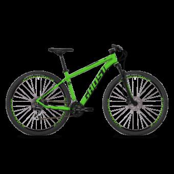 Ghost Kato 3.9 AL Férfi MTB kerékpár 2019 - Riot Green Night Black