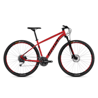 Ghost Kato 4.9 AL U Férfi MTB kerékpár 2019 - Riot Red Night Black