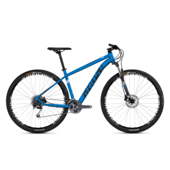 Ghost Kato 5.9 AL U Férfi MTB kerékpár 2019 - Vibrant Blue  Night Black  Star White