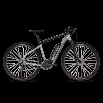 Ghost Hybride Square Cross B2.9 AL U 2019 Elektromos Cross/ Trekking/ Városi-City kerékpár