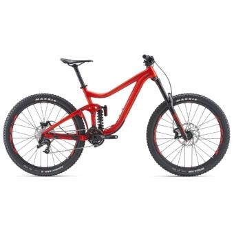 """Giant Reign SX 2 2019 Összteleszkópos 27.5"""" kerékpár"""