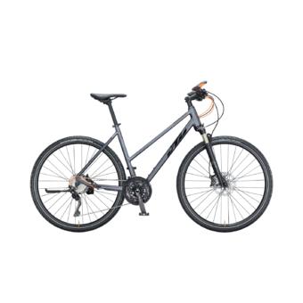 KTM LIFE RACE TRAPÉZ Női Cross Trekking Kerékpár 2021