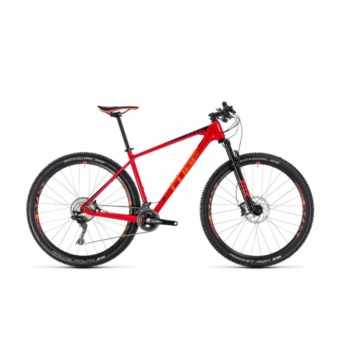 "CUBE REACTION C:62 RACE RED´N´ORANGE 2018 29"" MTB Kerékpár"