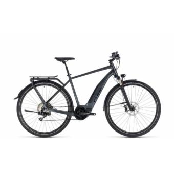 CUBE TOURING HYBRID SL 500 IRIDIUM´N´RED 2018 Elektromos Kerékpár