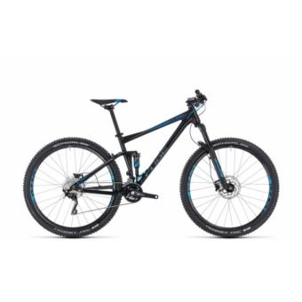 """CUBE STEREO 120 2018 27,5"""" és 29"""" Összteleszkópos MTB Kerékpár"""