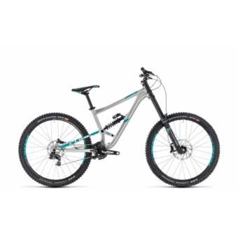 """CUBE HANZZ 190 SL 2018 27,5"""" Összteleszkópos MTB Kerékpár"""