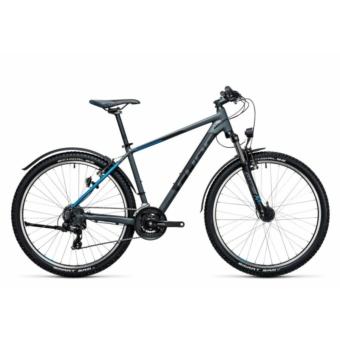 "Cube Aim Allroad darkgrey´n´blue 2017, 27,5"" MTB Kerékpár"