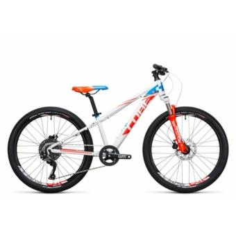 "Cube Kid 240 SL white´n´red 2017 24"" Gyermek Kerékpár"