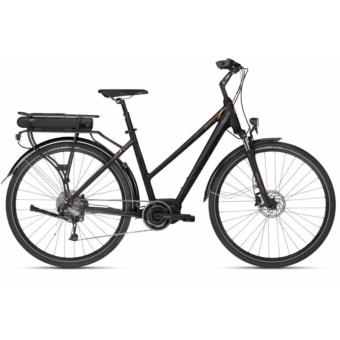 Kellys Cristy E-90 Női Elektromos Trekking Kerékpár