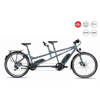 Gepida Thoris Voyage XT11 500 2021 elektromos kerékpár