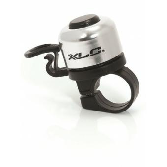 Kerékpár Csengő XLC mini ezüst DD-M06