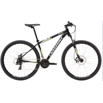 CANNONDALE TRAIL 8 29 2016