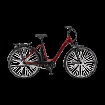 "Winora Sima N7plus Einrohr 500Wh 26"" 7G NexusRT  elektromos kerékpár - 2020"