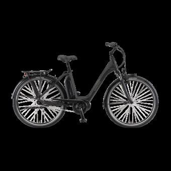"Winora Sima N7f Einrohr 400Wh 28"" 7-G Nexus Unisex Elektromos Városi Kerékpár"