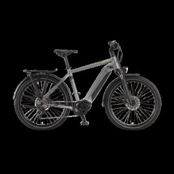 """Winora Sinus iX10 Herren i500Wh 27,5""""10-G Deore Férfi elektromos kerékpár - 2020"""