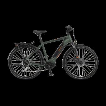 """Winora Yucatan i9 Herren i500Wh 28"""" 9-G Alivio Férfi Elektromos Trekking Kerékpár"""