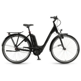 "Winora Tria N7f eco Einrohr 400Wh 28""7-G NexusFL Unisex Elektromos Városi Kerékpár"