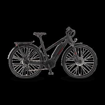 """Winora Yucatan 8 400 28"""" TRAPÉZ Női Elektromos Trekking Kerékpár 2020"""