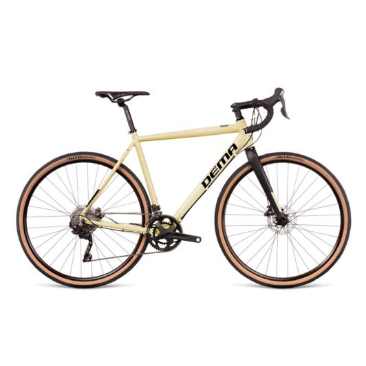 Dema GRITCH 3 sandyellow-darkgray gravel kerékpár 2022