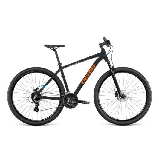 Dema ENERGY 1 dark gray-orange MTB kerékpár 2022