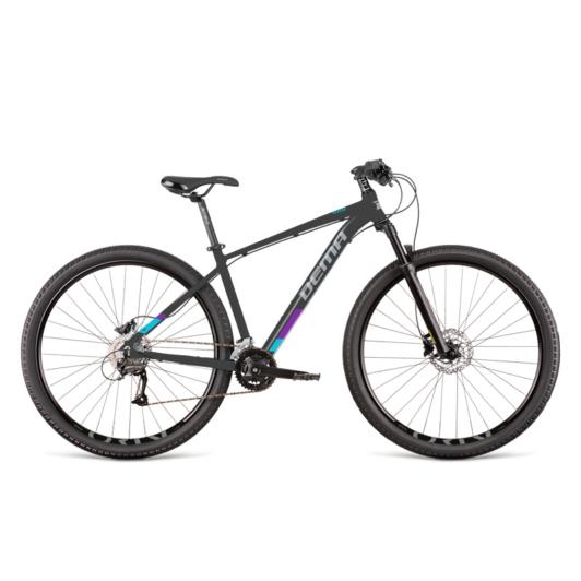 Dema RAVENA 1 dark gray-gray MTB kerékpár 2022