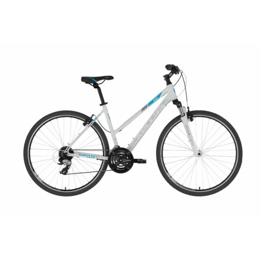 KELLYS Clea 30 White 2022 női cross kerékpár