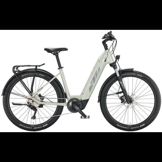 KTM MACINA AERA 571 LFC Uniszex Elektromos MTB Kerékpár 2022