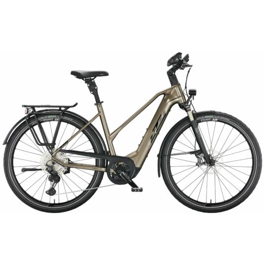 KTM MACINA STYLE 710 TRAPÉZ Női Elektromos Trekking Kerékpár 2022