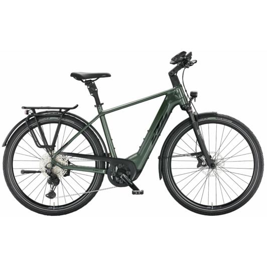 KTM MACINA STYLE 720 GREY Férfi Elektromos Trekking Kerékpár 2022