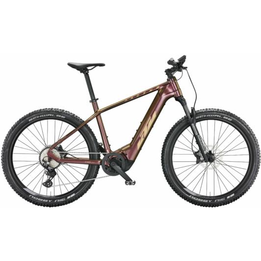 KTM MACINA TEAM 772 SUNSET Férfi Elektromos MTB Kerékpár 2022