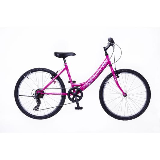 """Neuzer Cindy 6s 24"""" Gyermek Kerékpár"""