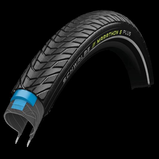 Schwalbe Marathon E-Plus Elektromos Kerékpár Gumiabroncs 2021 - Több Méretben