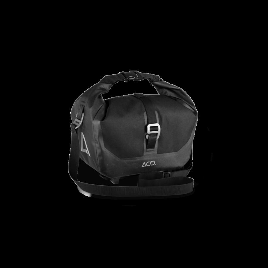 ACID Panniers TRUNK 10 RILink black