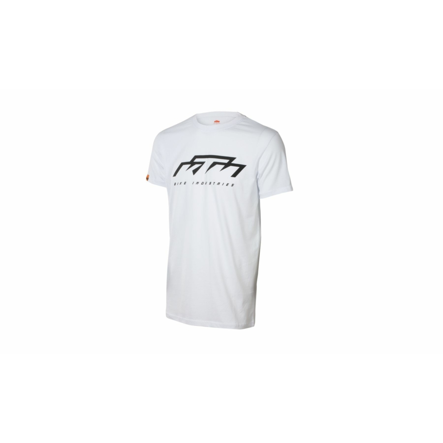 KTM Factory Team T-shirt BI white/black