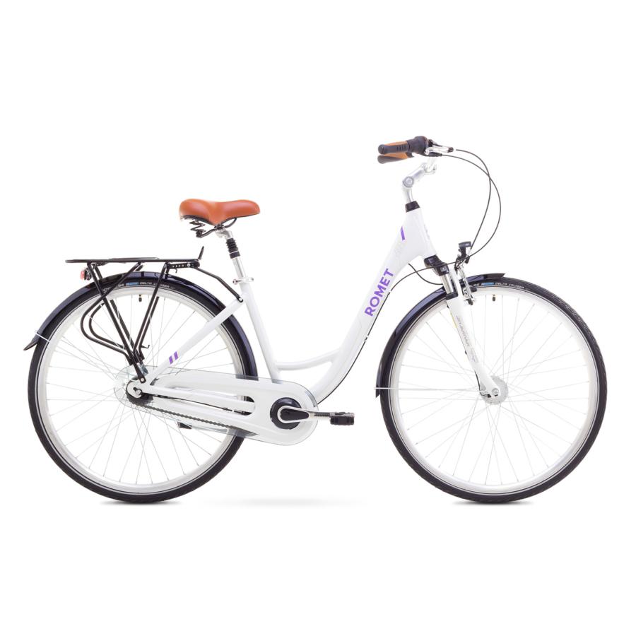 """Romet Art Deco 7 17"""" M 2017 Városi kerékpár"""
