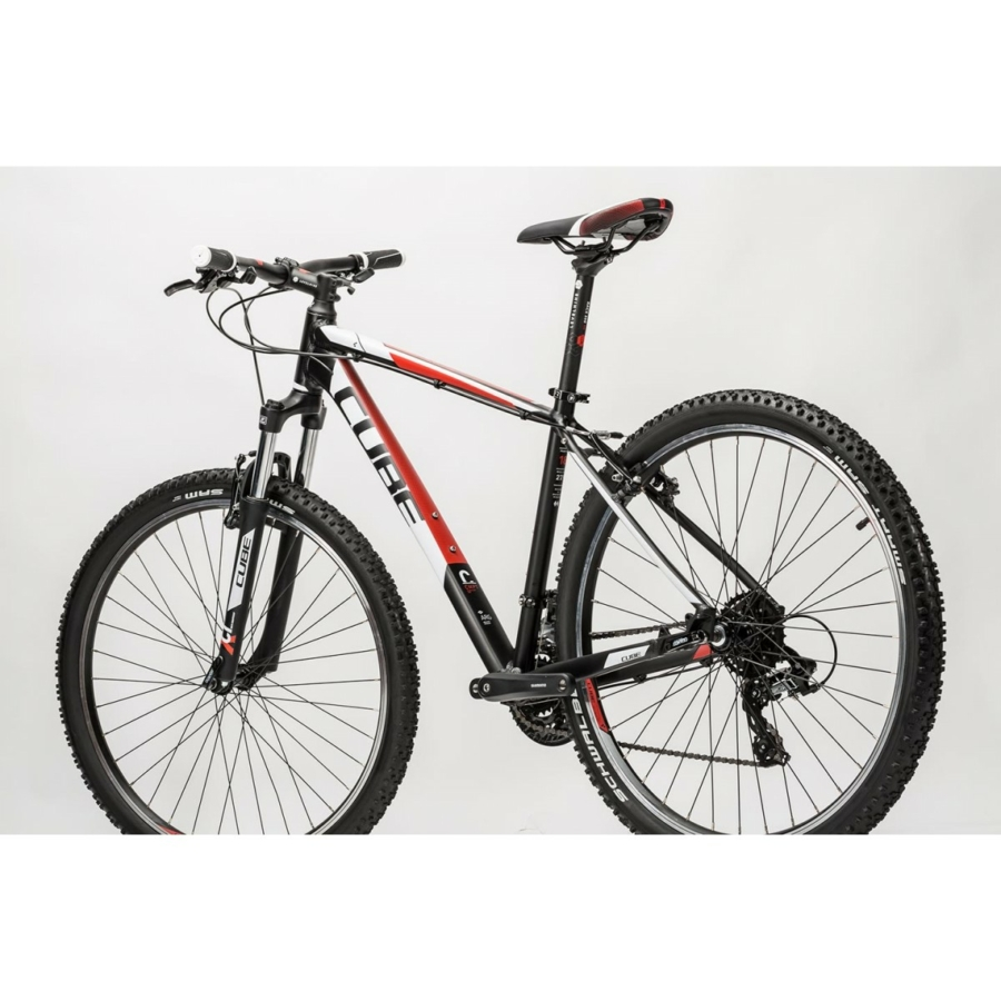 CUBE AIM 27.5 BLACK´N´RED 2016